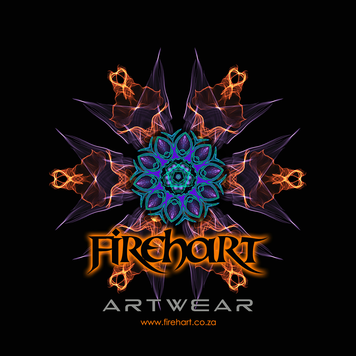 Firehart Artwear & Digital Art